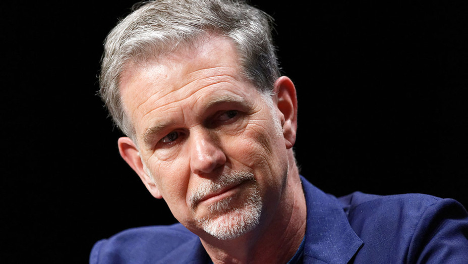 Netflix Co-founder, Chairman & CEO Reed Hastings-Getty-H 2018