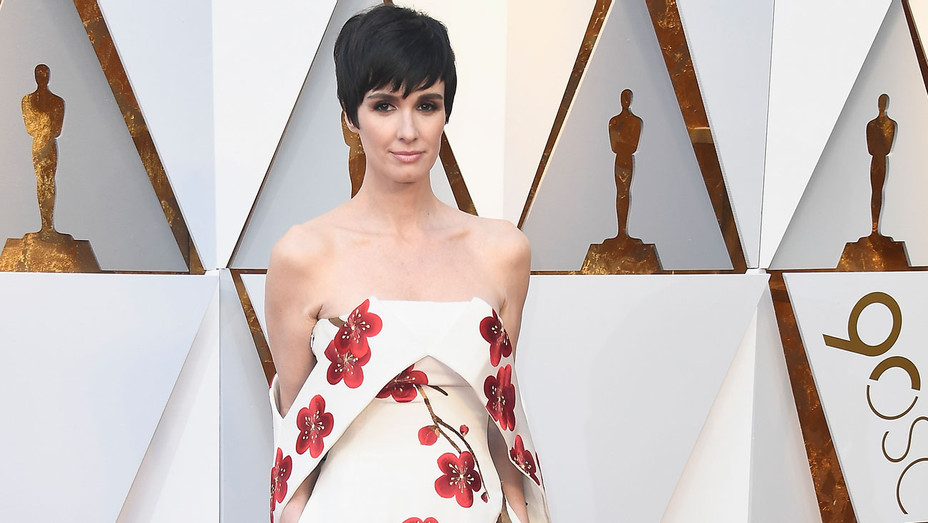 Paz Vega attends the 90th Annual Academy Awards - Getty - H 2018