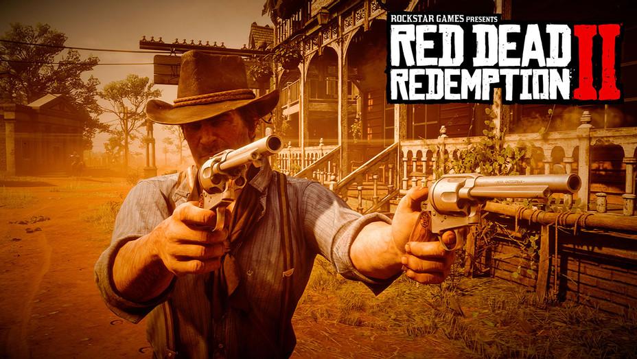 Red Dead Redemption 2 Poster - Publicity - H 2018