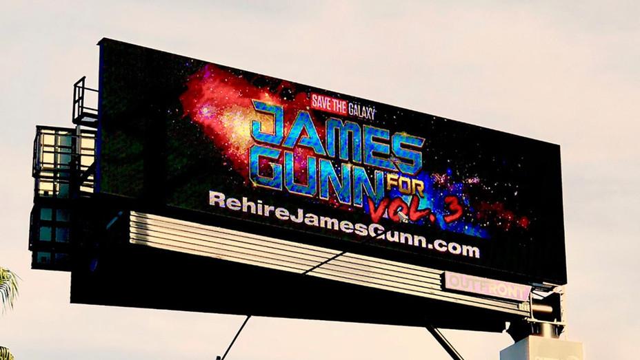 Rehire James Gunn-Publicity- H 2018