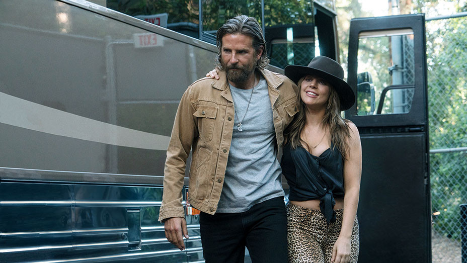 Couture Glam - A STAR IS BORN Still 1 - BRADLEY COOPER; LADY GAGA- EMBED 2018