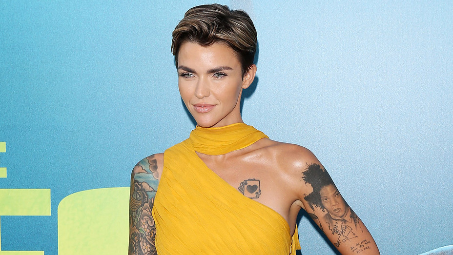 Ruby Rose- Getty - H 2018