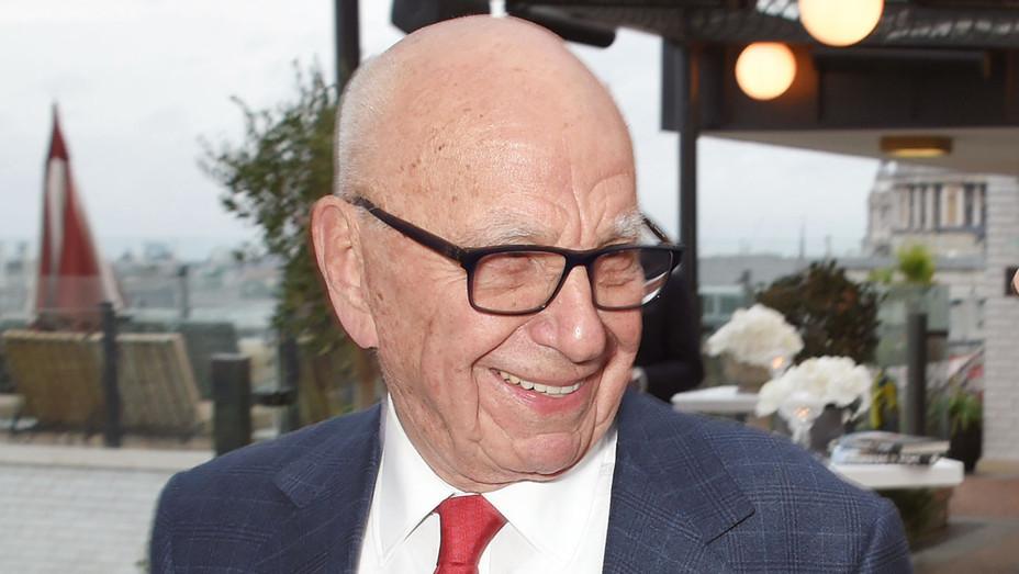 Rupert Murdoch - Getty - H 2018
