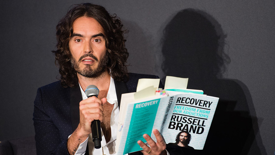 Russell Brand - Getty - H 2018