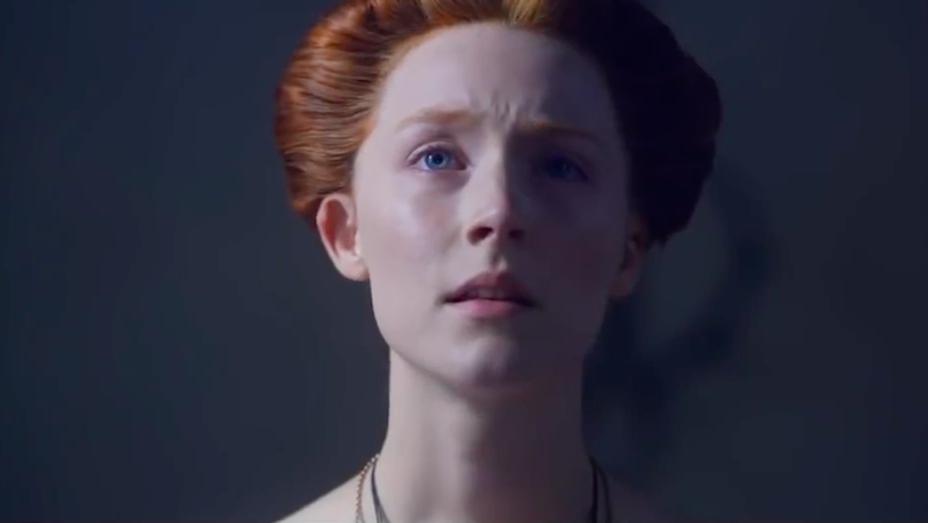 Saoirse Ronan - Mary Queen of Scots International Trailer Still - H 2018