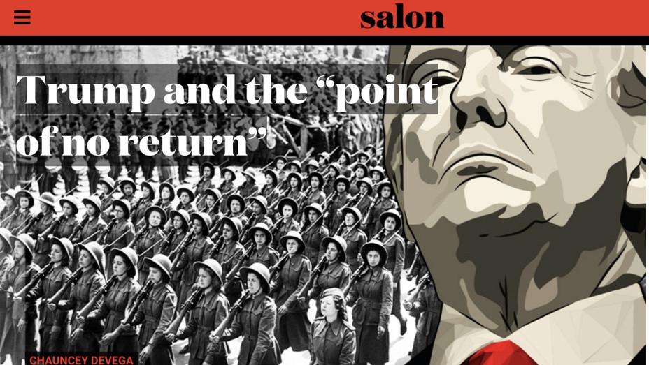 Salon Homepage 2018