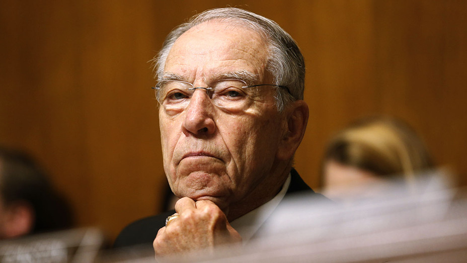 Senator Chuck Grassley - Getty- H 2018