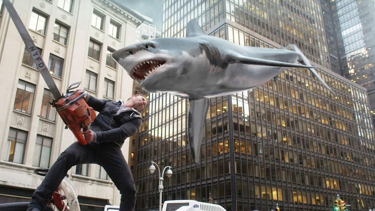 How 'Sharknado' Went From AFM Pitch Session to Global Sensation