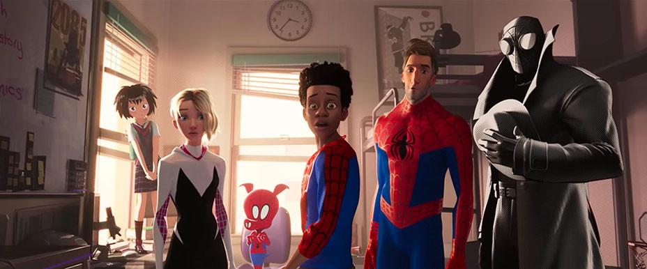 Spider-Verse- Movie Still - Embed 1 -2018