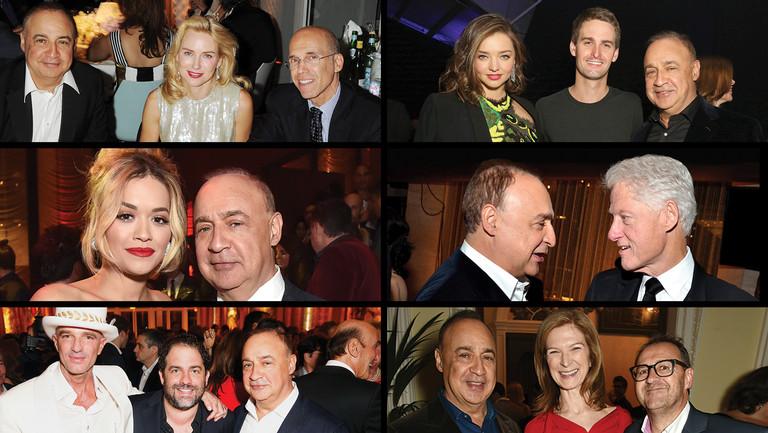 Music's Mystery Mogul: Len Blavatnik, Trump and Their Russian Friends