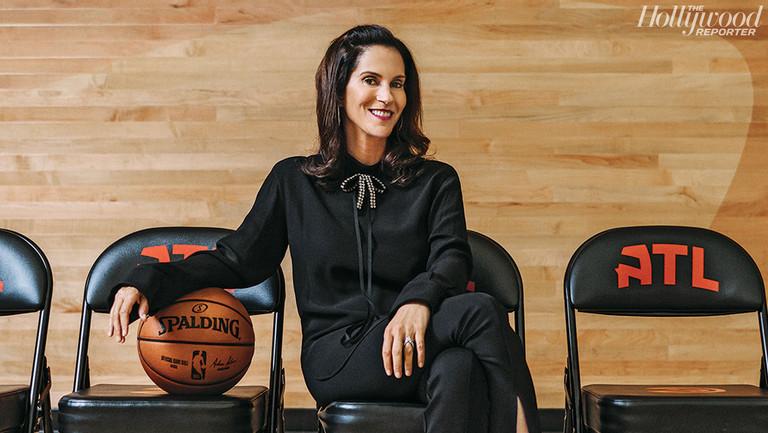 Jami Gertz Got Game: How an Actress Became an NBA Team Owner