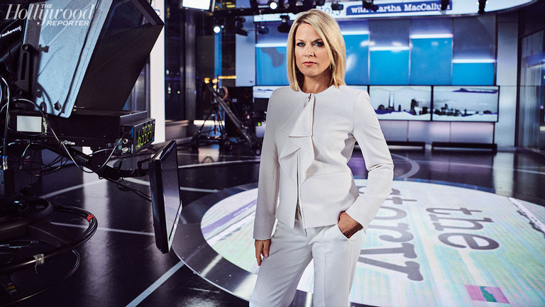"""""""We Have a Lot of Different Voices"""": How Martha MacCallum Practices Journalism on Fox News"""