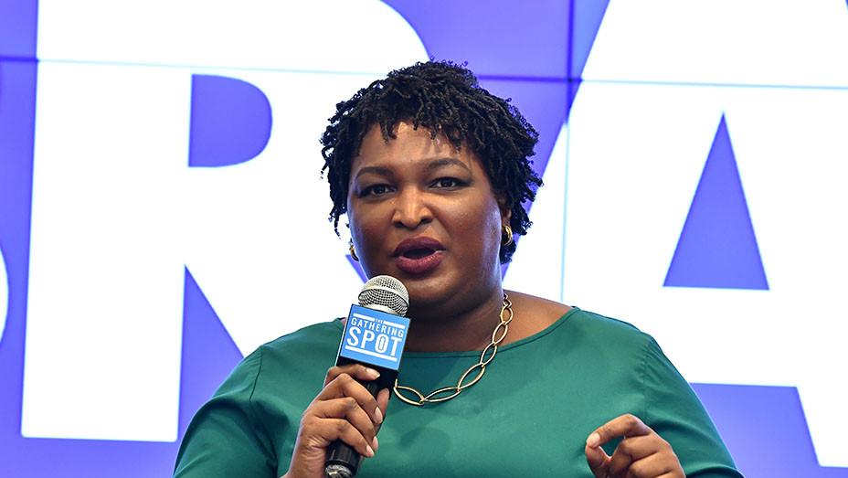 Stacey Abrams- A Celebration of Women For Abrams at The Gathering Spot -Getty-Embed-2018