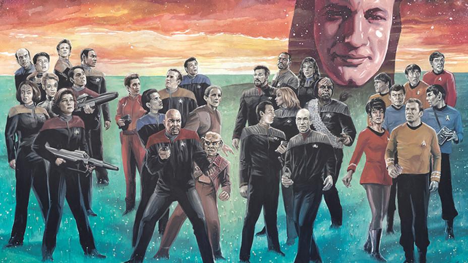 Star Trek: The Q Conflict-Publicity-H 2018