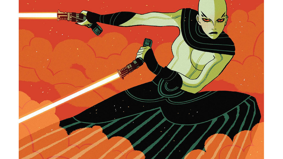 Star Wars Women of the Galaxy_Asajj Ventress - Publicity - H 2018