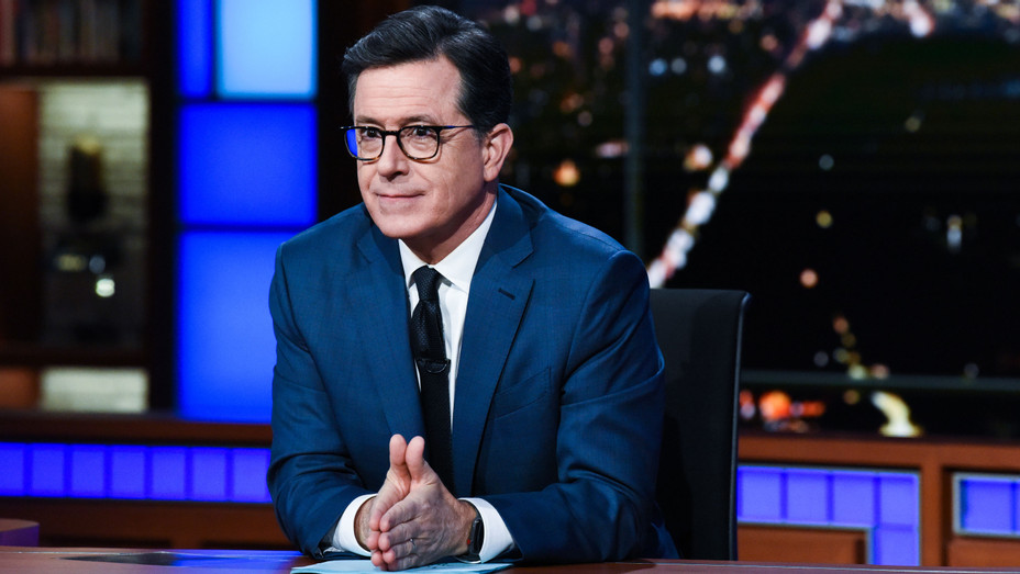 Stephen Colbert on The Late Show with Stephen Colbert 1 - Publicity - H 2018