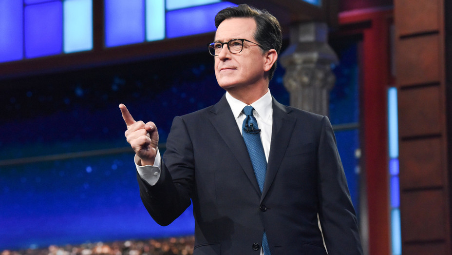 Stephen Colbert on The Late Show with Stephen Colbert 2 - Publicity - H 2018