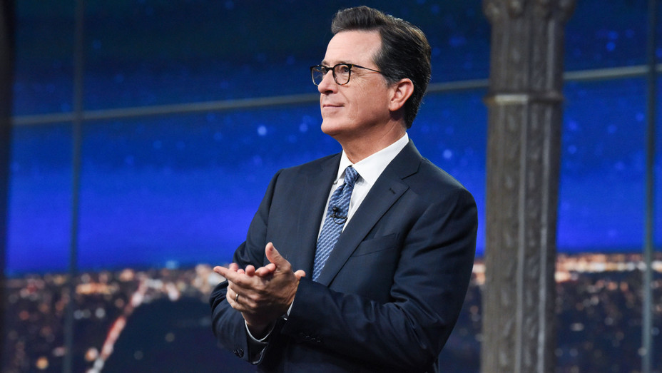 Stephen Colbert on The Late Show with Stephen Colbert 3 - Publicity - H 2018