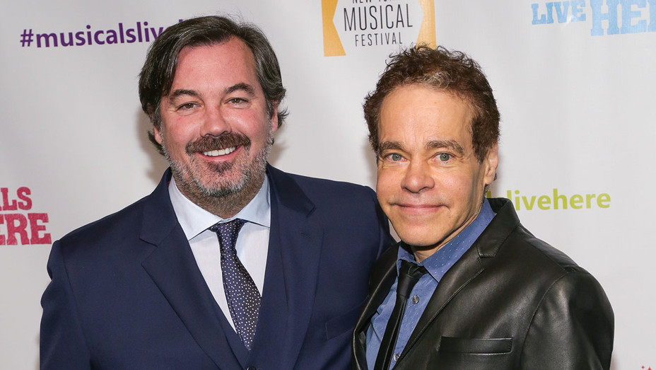 Steven Sater and Duncan Sheik - Getty - H 2018