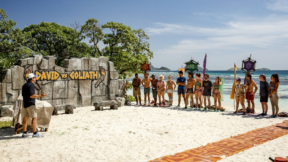 Survivor- David vs. Goliath-Publicity -H-2018