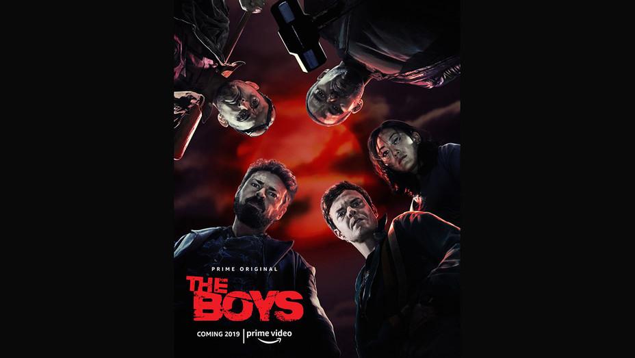 The Boys  - key art -Amazon Publicity-H 2018