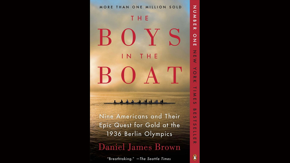 The Boys in the Boat: Nine Americans and their Epic Quest for Gold at the 1936 Berlin Olympics - Publicity-H 2018