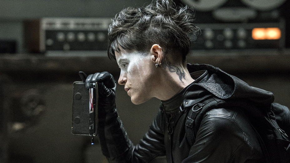 The Girl in the Spider's Web- Movie Still -Publicity- H 2018