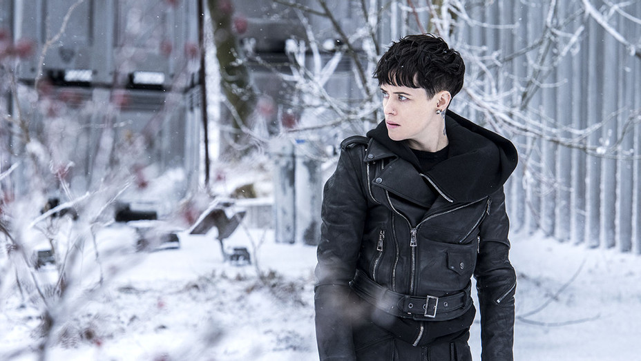 The Girl in the Spider's Web- Movie Still 2 -Publicity- H 2018