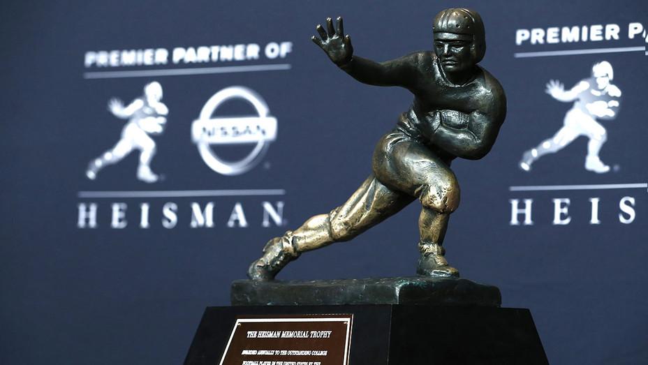 The Heisman Trophy -Getty - H 2018