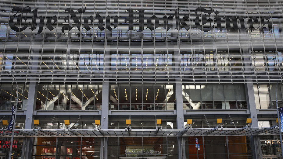 The New York Times Building - Getty - H 2018