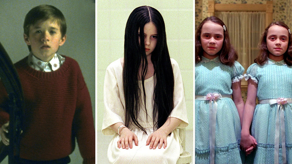 The Sixth Sense-The Ring-The Shining-Photofest-H 2018