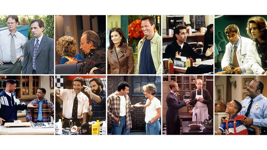 Office Alf Friends Seinfeld Fresh ER Home Mad Frasier Family - Photofest - H 2018