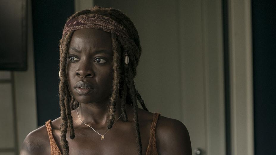The Walking Dead - Season 9, Episode 3 - Danai Gurira as Michonne- Publicity -H 2018