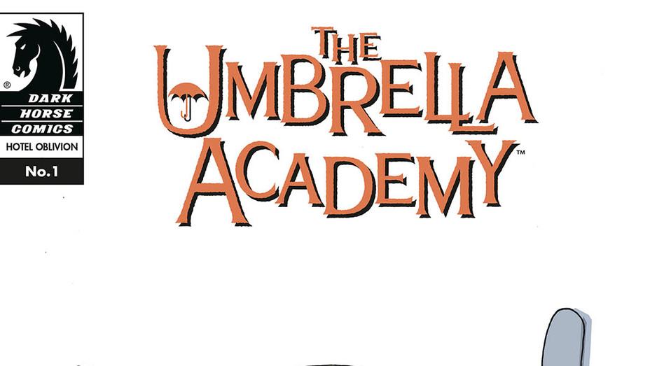 Umbrella Academy Hotel Oblivion - UAHO #1 CVR - P 2018