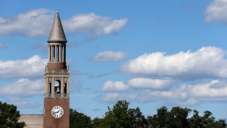 UNC Bell Tower - Getty - H 2018