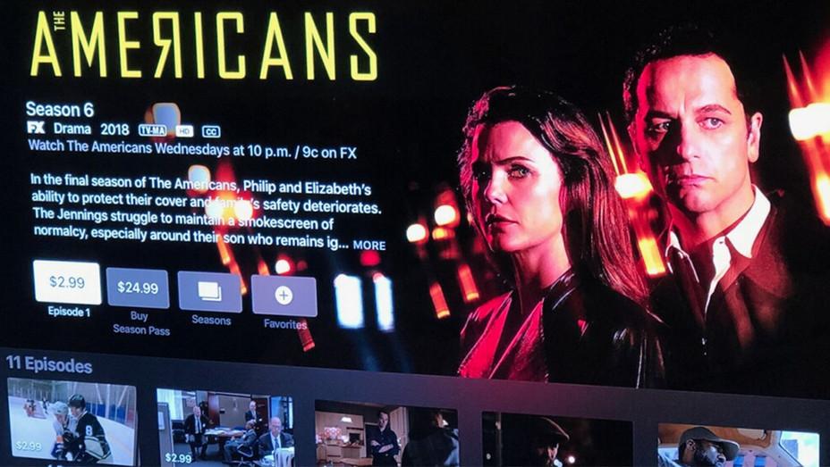 iTunes Season Pass, The Americans Screen Shot-H 2018