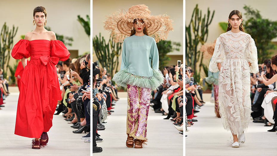 Selling Values Not Trends At Paris Fashion Week Hollywood Reporter