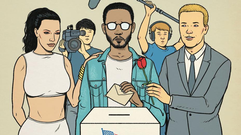 Kareem Abdul-Jabbar -Bachelor Nation at the Ballot Box - Illustration by David Sanchez - H 2018