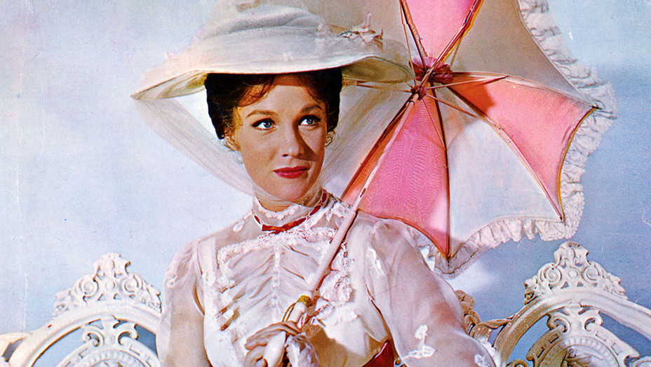 Mary Poppins (1964) - Julie Andrews (as Mary Poppins) - Photofest-H 2018