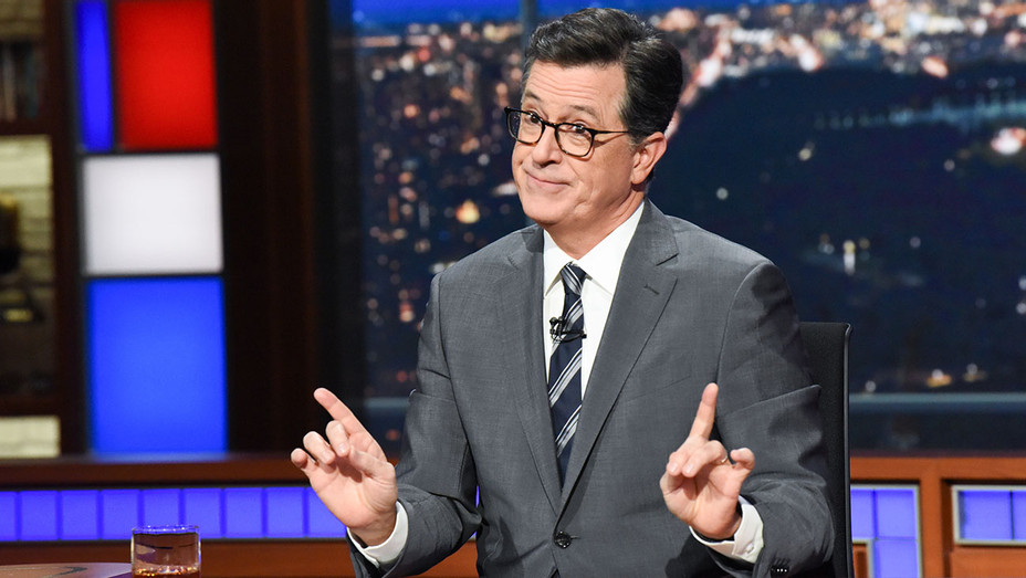 The Late Show with Stephen Colbert - November 6, 2018 live show  - Publicity 1-H 2018