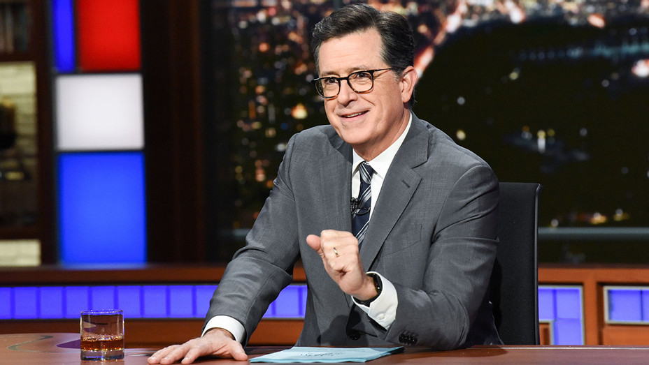 The Late Show with Stephen Colbert - November 6, 2018 live show  - Publicity 2-H 2018