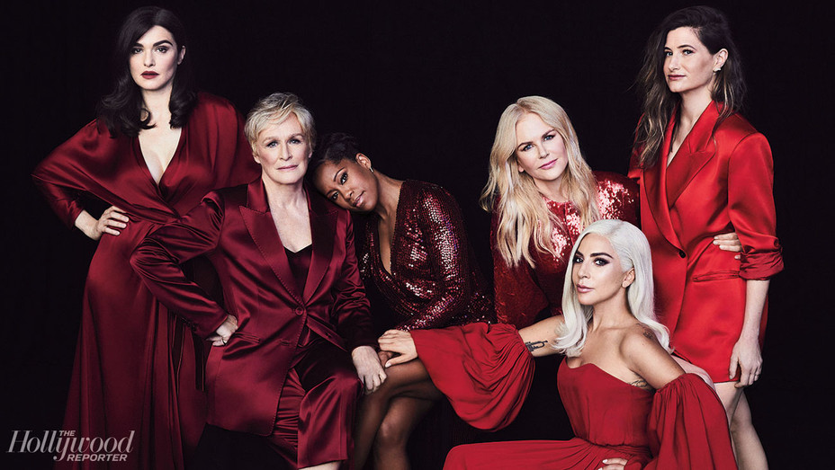THR - The Actress Roundtable - Photographed by Miller Mobley - H 2018
