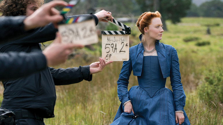 """Making of 'Mary Queen of Scots': """"It's a Renaissance Version of 'Heat'"""""""