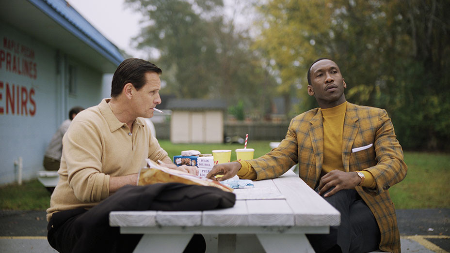 Making of Green Book - EMBED 7-  Publicity 2018