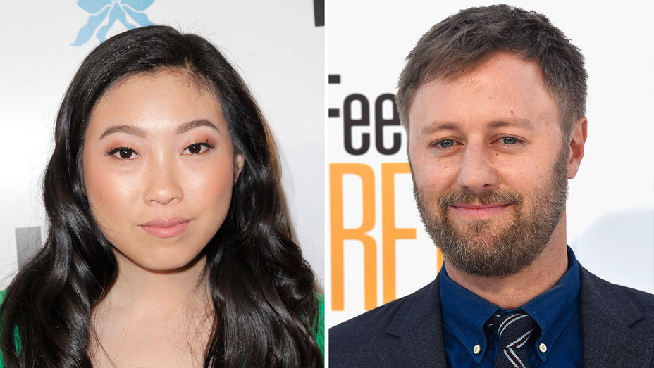 Awkwafina and Rory Scovel Split - Getty - H 2018