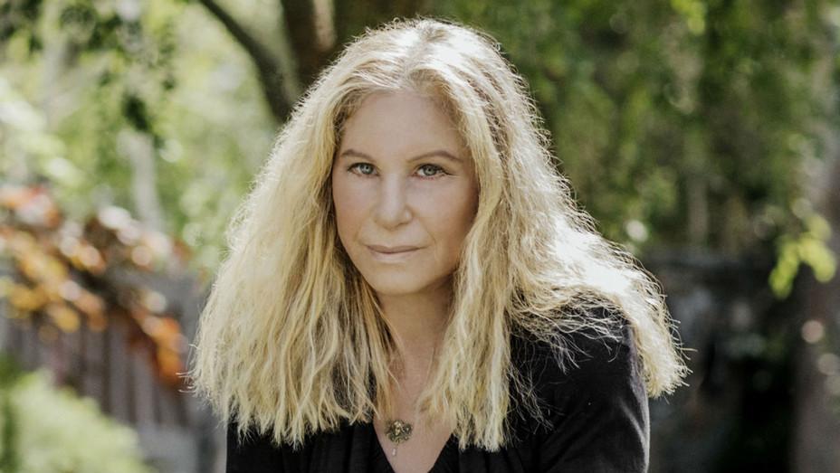Barbra Streisand Album art - Publicity - H 2018