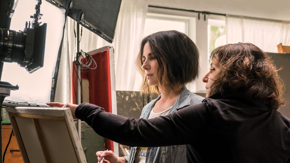 Bird?Box - BTS - Susanne Bier -Sandra Bullock- Netflix Publicity-H 2018
