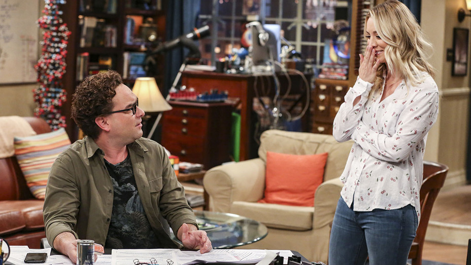 THE BIG BANG THEORY - The Grant Allocation Derivation - Leonard Hofstadter -Kaley Cuoco-Publicity-H 2018