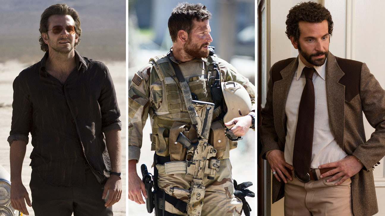 Bradley Cooper: 'The Hangover,' 'American Sniper,' 'American Hustle' | Career Highlights