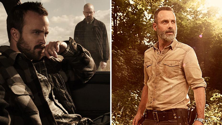 Breaking Bad-The Walking Dead-Publicity Stills-Split-H 2018